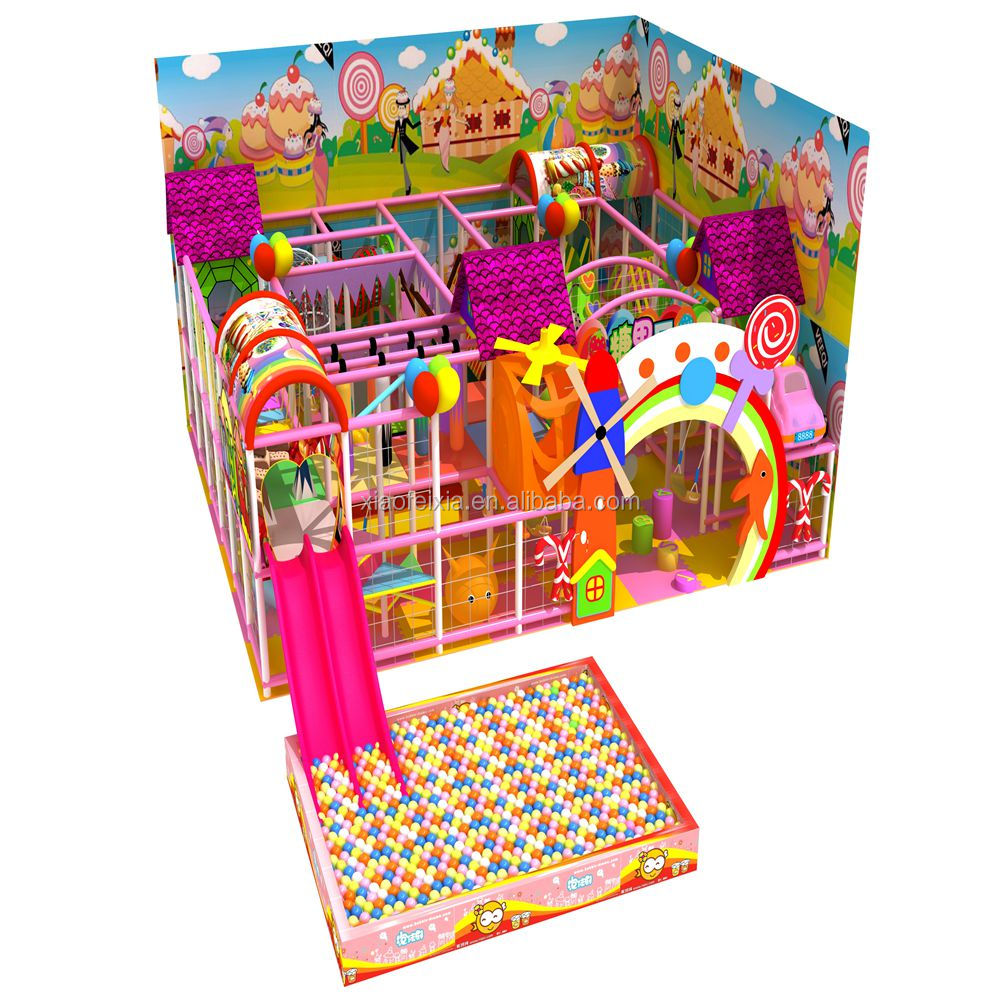 Factory Direct-sale High Quality Naughty Fort for kids