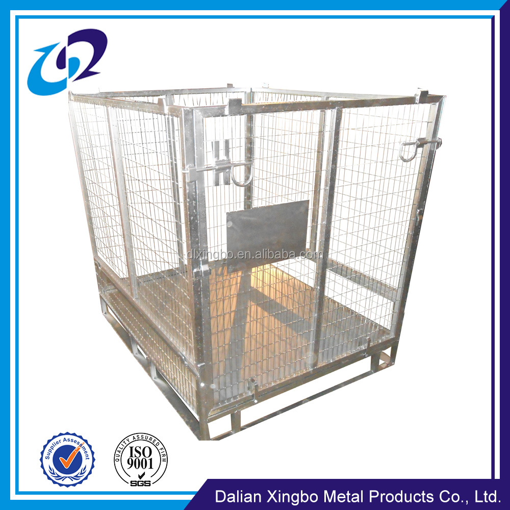 Customized welded steel wire mesh dog cage