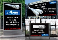 LED T8; T8 TUBE;LED T8 Single-End Input ;Retrofit LED TubesT8 CCG