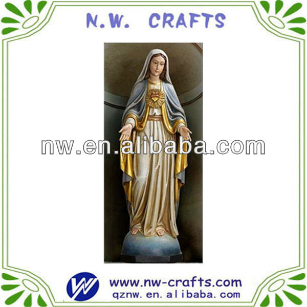 Religious goods wholesale Virgin mary