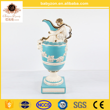 JH 2016 art charming fashion luxury ceramic champion trophy