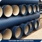 TAWIL ISO2531 ductile iron pipes class k9