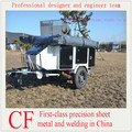 SALES PROMOTION! Chinese Rongcheng Off Road tourist trailer