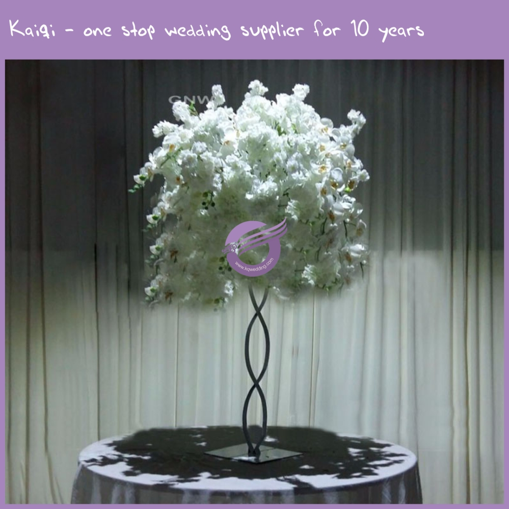RH00410 artificial wedding table centerpieces, rose hydrangea flower ball
