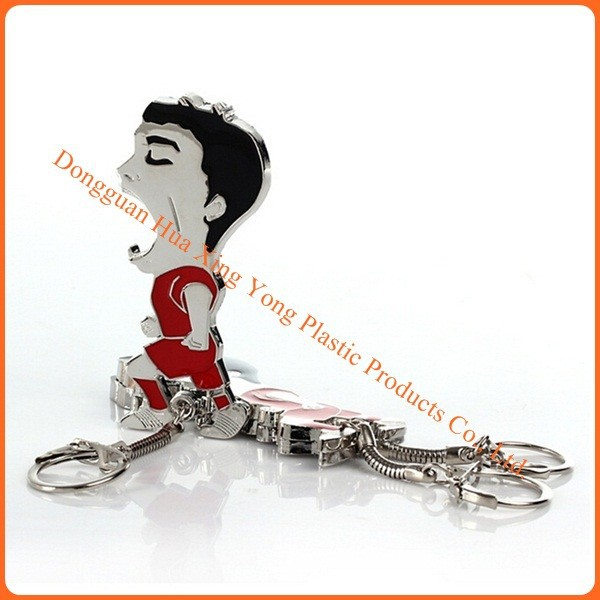 super quality luis suarez bottle opener for football fans gift
