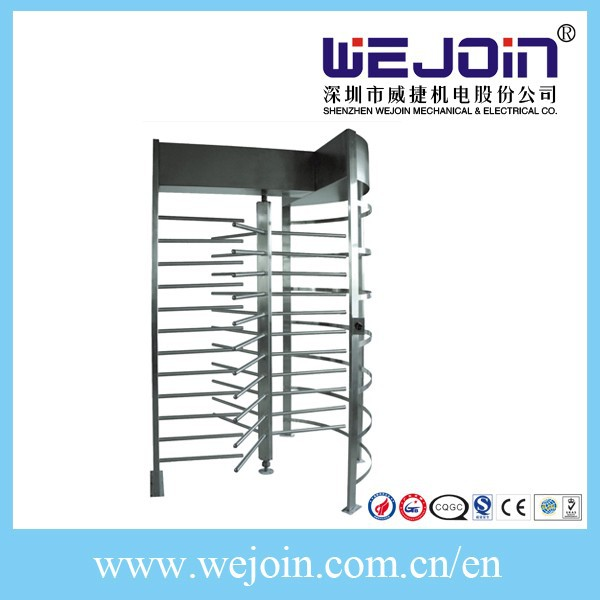 Full Height Turnstile For Access Control System