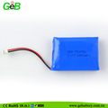 GEB753750 Rechargeable lithium polymer battery 3.7V3400mah