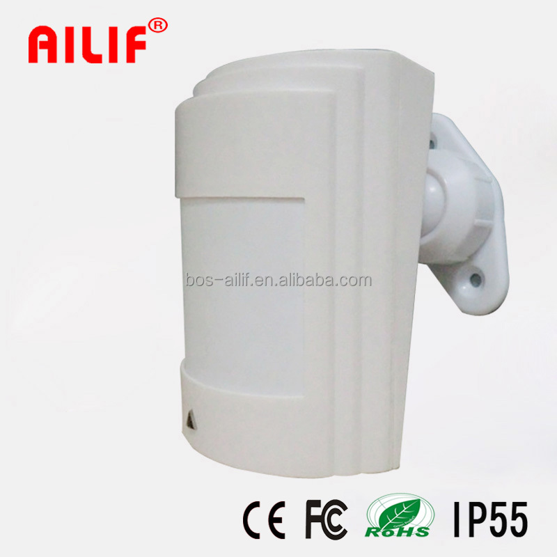 China Manufacturer Cheap Wired PIR Motion Sensor With Relay Output