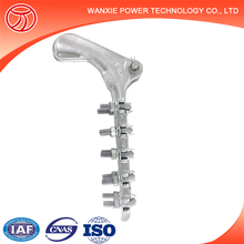Manufacturer price Power Plant NLD Bolt Strain Clamp /tension clamp