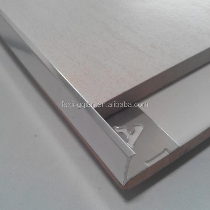 iso zertifiziert kantenschutz aluminium fliese schneiden profil aluminiumprofil produkt id. Black Bedroom Furniture Sets. Home Design Ideas