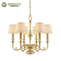 Classical High Quality Brass Chandelier