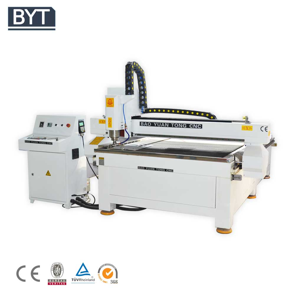 BYT-17 Two Heads Wood Engraving CNC Router