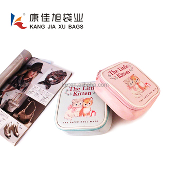 Japan Cute Travel Storage Kit for Girl Beautiful Organizer Bag Supplier
