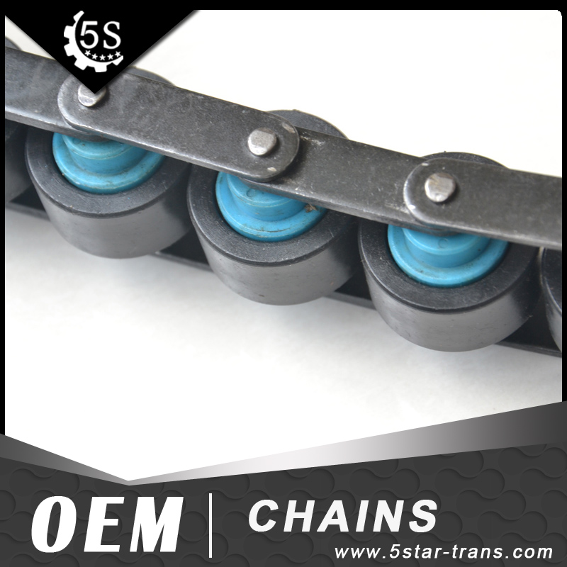 Best quality Double plus chains BS25 Nylon roller chains