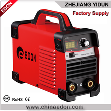 CE small dc Portable high quality Low cost igbt mma series inverter welding machine