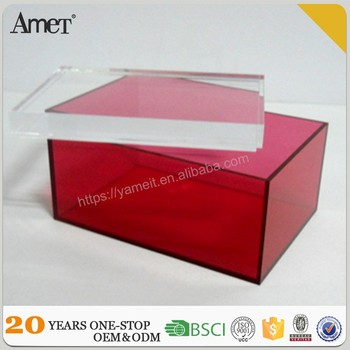 custom made in china shoe acrylic box 2017 new product
