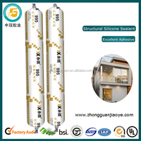 Multi Use Quick Curing Structural Silicone Sealant for Building Materials