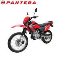 Single Cylinder Water-cooled 200CC Dirt Bike For Adult