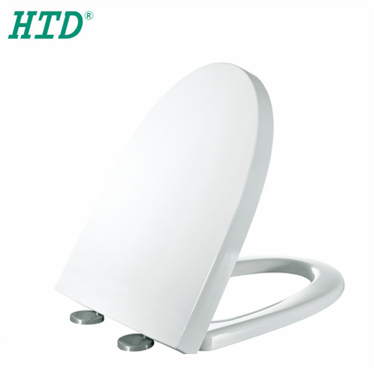 New Design Quick Release Function Indian Style Adjustable White Toilet Seat Cover