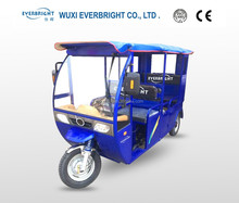 Bangladesh CNG operated tricycle