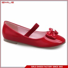 112 ABBY on sale shoes online cheap patent flat red shoes toddler girl
