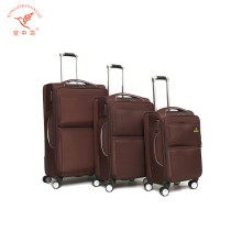 2017 new design waterproof travel airport luggage bags cases with laptop computers