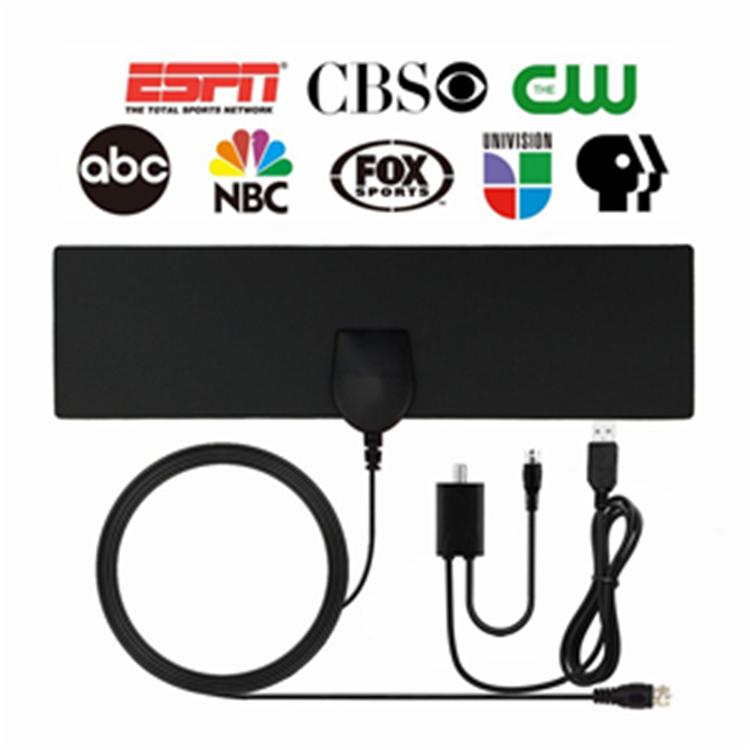 Wireless Magnetic 3dBi Indoor HDTV antenna Coaxial Male connector for magnetic indoor digital hd tv Antenna