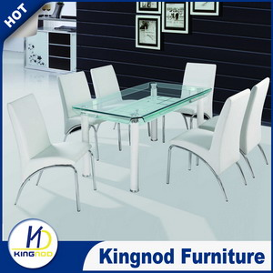 Factory price High end furniture dining room sets