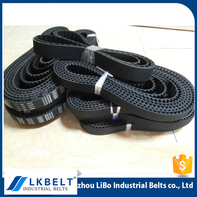Factory sales T type T5 / T10/ AT5/ AT10/ DT5/ DT10/ XL/ L/ H or customized synchronous rubber endless timing belt