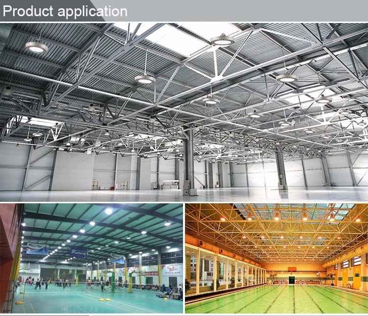 Hot sellings with IES led high bay light 200w cool white commercial light industrial warehouse ip65 smd