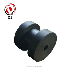 High quality Non-toxic nylon flat belt idler pulleys