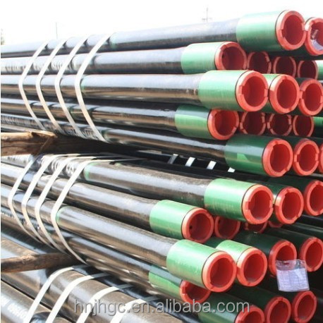 API grade K55 buttress thread casing tube
