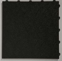 Non-Slip Shooting Range Rubbe Flooring Tiles for outdoor