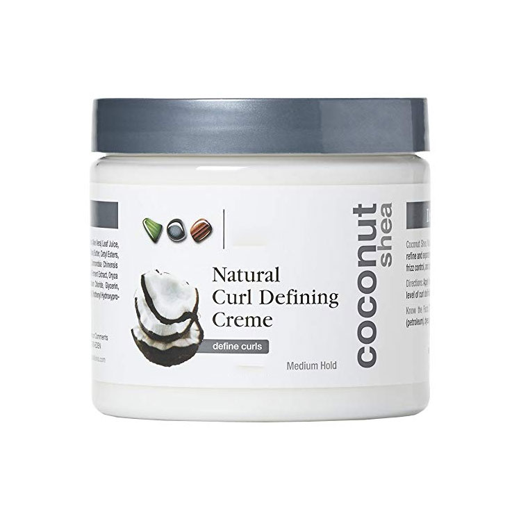 All natural curl defining cream medium hold hair curl cream natural hair care