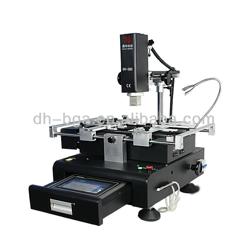 Rework Station Good Quality and Professional Infrared SMT SMD Soldering Welder BGA Machine Technician Focused hot air heating