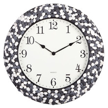 natural cobblestone antique special luxury decorative small clocks