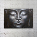 High quality modern art work buddha oil painting on canvas