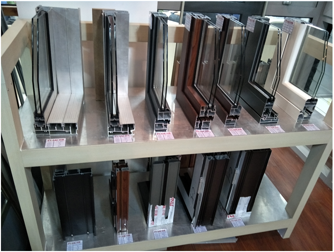 Aluminium Windows comply with Australian standards AS2047