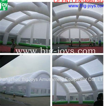POP inflatable tennis court for knows them, inflatable tennis dome, inflatable tent sport tennis
