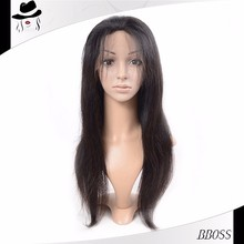 Hot selling remy lacefront wig human hair,gray hair wig for men,aliexpress hair full lace wig