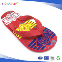 2016 best selling fujian locals wholesale high quality footwear sandals slippers rubber latest flip flops shoes of little boys