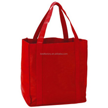 eco die cut handle shopping bags, food packaging bags food package side gusset bag, foldable bags