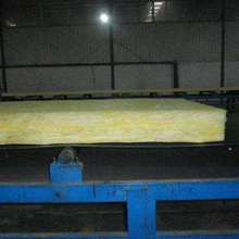Moderate price yellow glass wool board roof insulation
