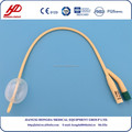 Disposable two-way Latex Foley Catheter