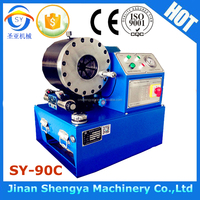 High Pressure Air Spring Crimping Machine/Shock Absorber/Hydraulic Hose Crimping Machinery