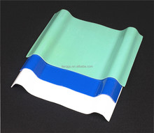 Plastic tile price building material lighting transparent frp roofing sheets
