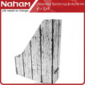 NAHAM Collapsible Ancient Wood Grain Shape File Holder
