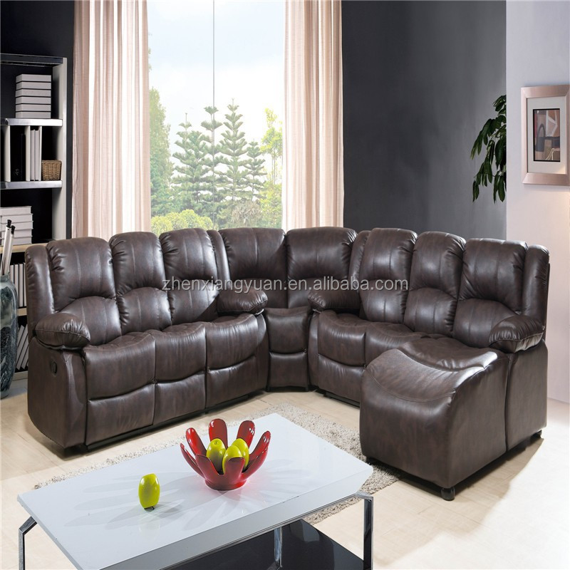 American Style Luxury Bonded Leather Sofa Living Room Furniture Buy American Style Luxury