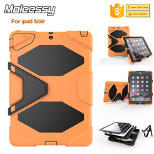 China supplier alibaba best selling tablet pc slicone case for ipad air/ipad 5 new rugged protective case covers