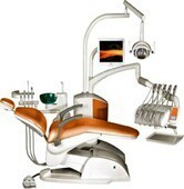 DC-400 chinese dental chair lcd monitor